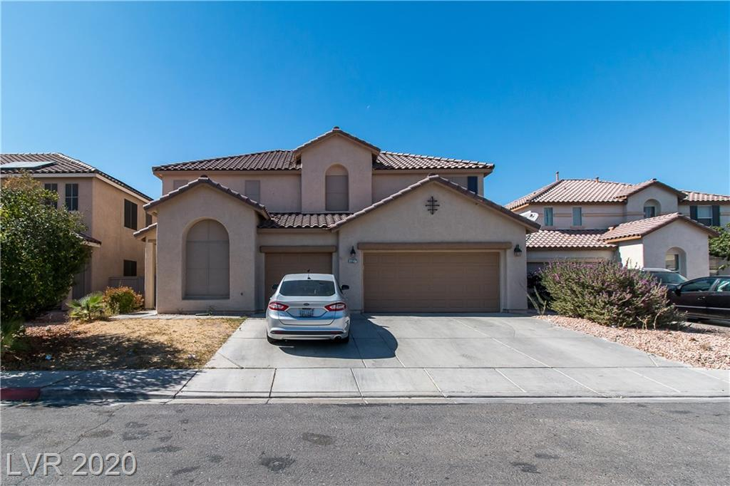 5327 Crestpoint Watch Court Property Photo - North Las Vegas, NV real estate listing