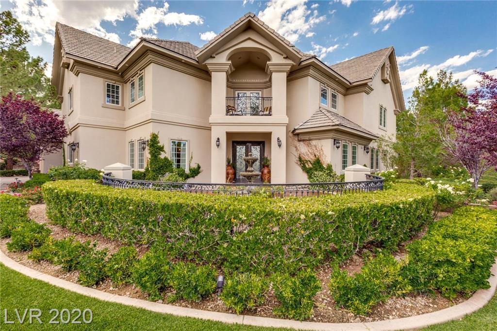 9900 Glenrock Drive Property Photo - Las Vegas, NV real estate listing