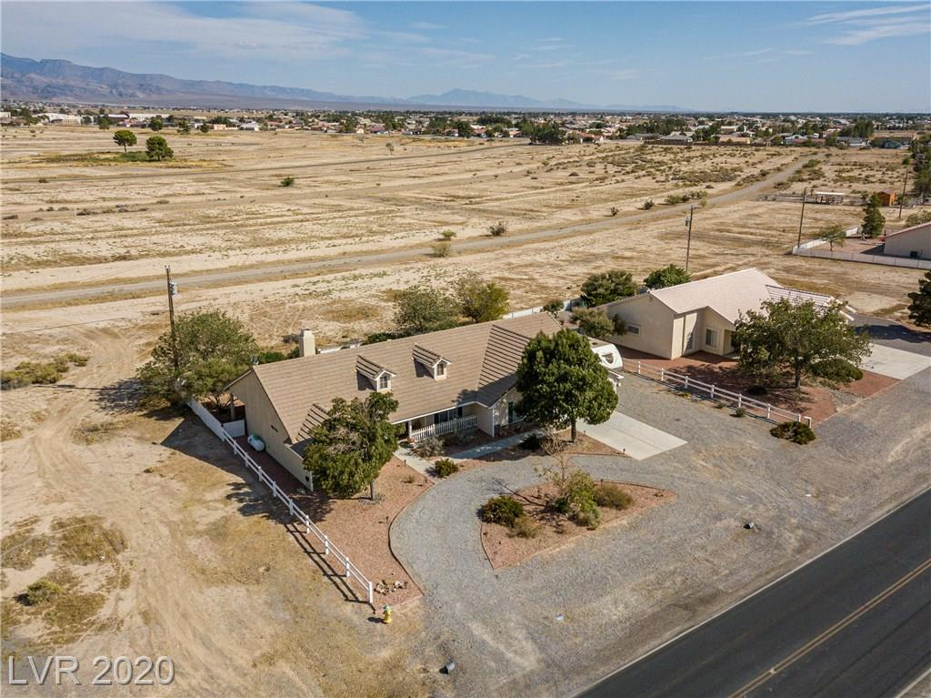 2011 S Blagg Road Property Photo - Pahrump, NV real estate listing