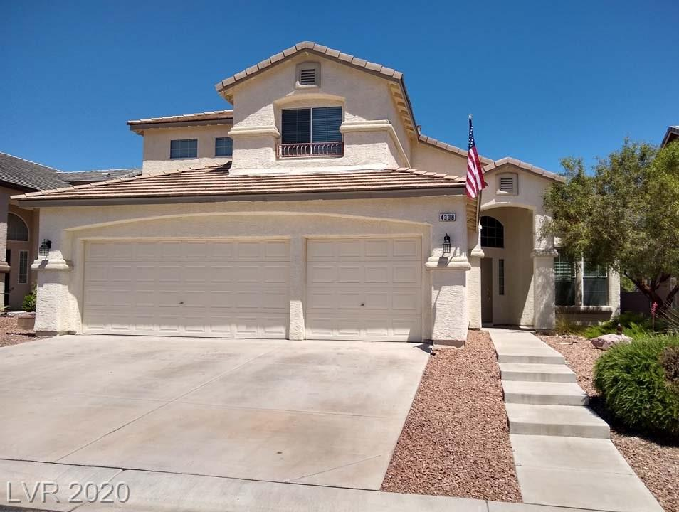 4308 Governors Hill Street Property Photo - Las Vegas, NV real estate listing