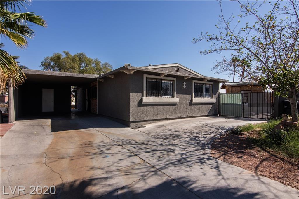 3120 Crawford Street Property Photo - North Las Vegas, NV real estate listing