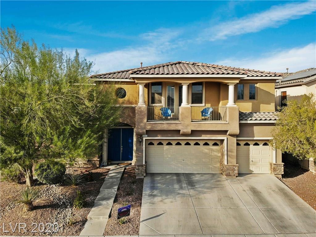 6312 Bullring Lane Property Photo - Las Vegas, NV real estate listing