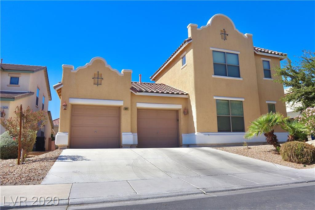 5641 Wedgefield Street Property Photo - North Las Vegas, NV real estate listing