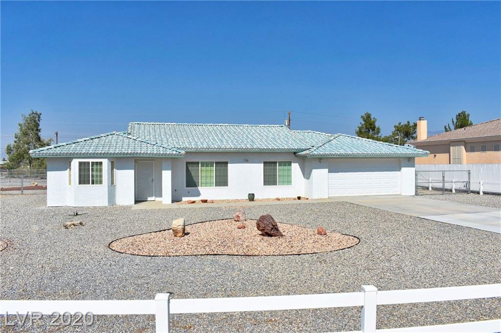 1680 Cypress Point Court Property Photo - Pahrump, NV real estate listing