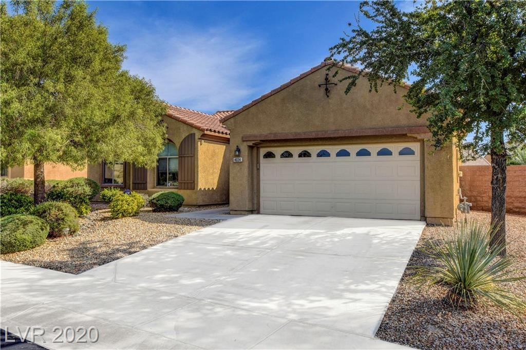 4034 Galiceno Drive Property Photo - Las Vegas, NV real estate listing