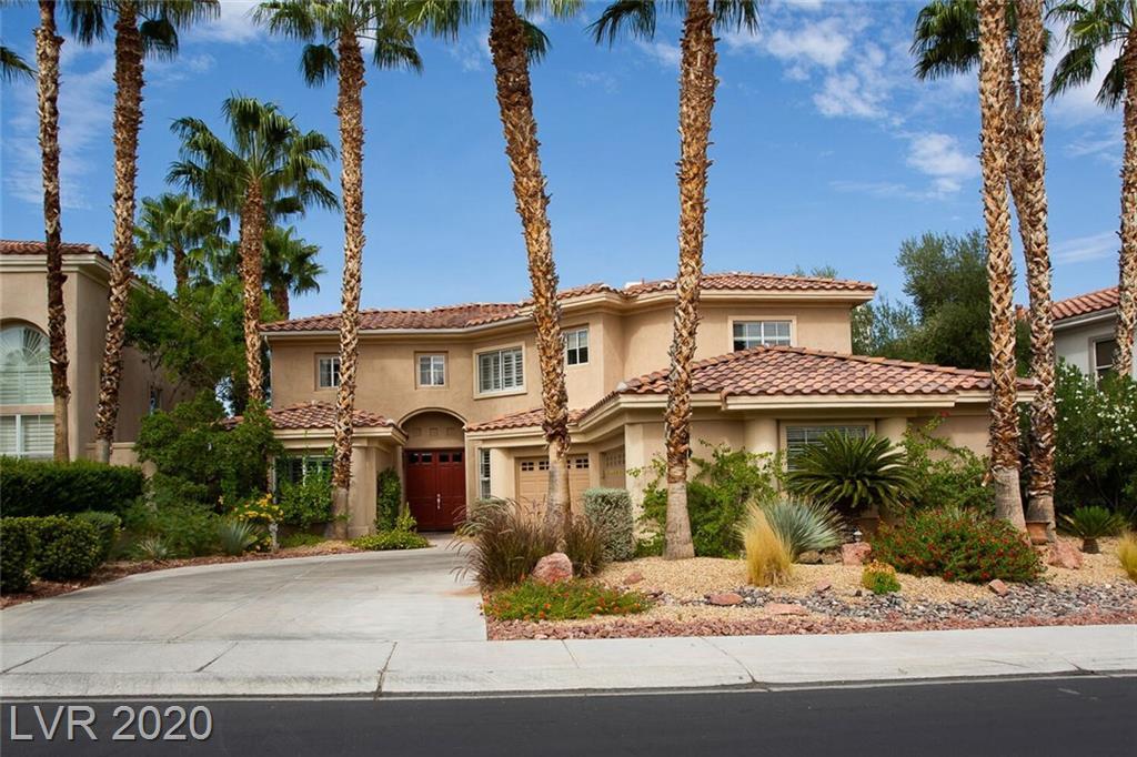 8400 Paseo Vista Drive Property Photo - Las Vegas, NV real estate listing