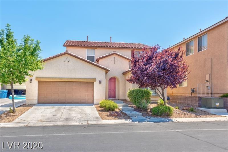 9127 Brilliant Prairie Court Property Photo - Las Vegas, NV real estate listing