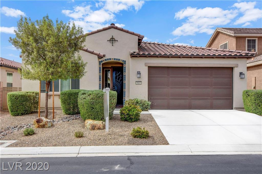5805 Sagamore Canyon Street Property Photo - North Las Vegas, NV real estate listing