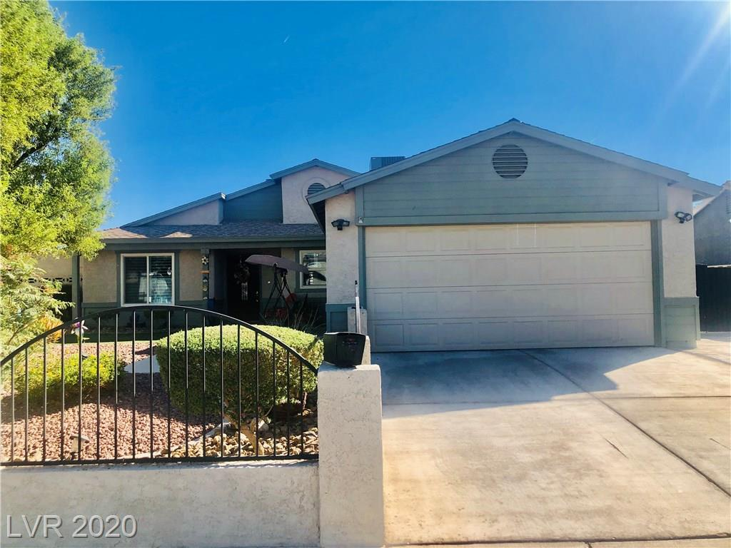1310 Challenge Lane Property Photo - Las Vegas, NV real estate listing
