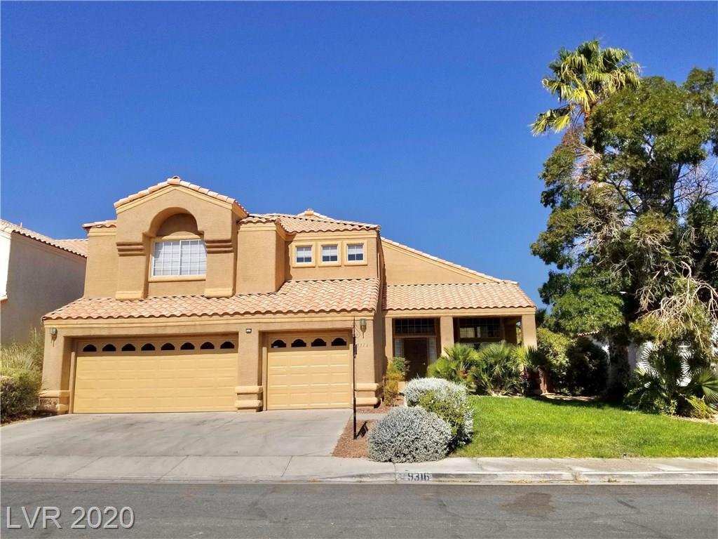 9316 JADECREST Drive Property Photo - Las Vegas, NV real estate listing
