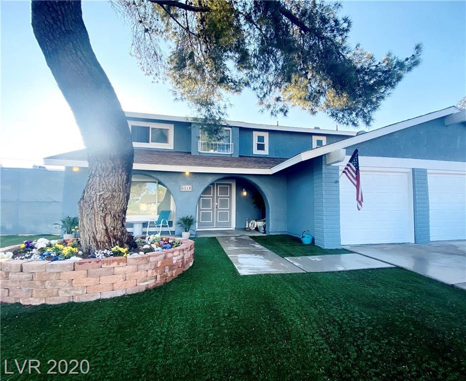 5219 Jana Court Property Photo - Las Vegas, NV real estate listing