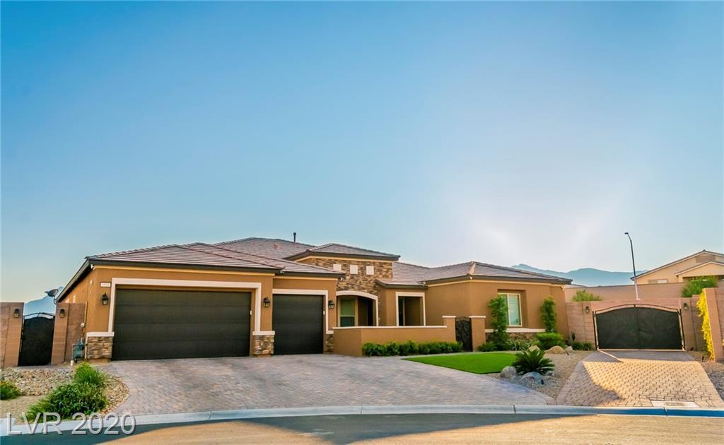 6911 Winter Rain Street Property Photo - Las Vegas, NV real estate listing