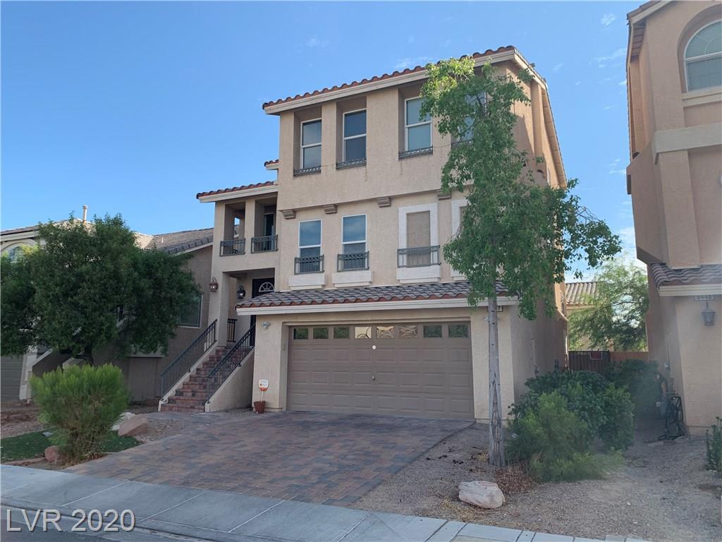 8442 Loxton Cellars Street Property Photo - Las Vegas, NV real estate listing