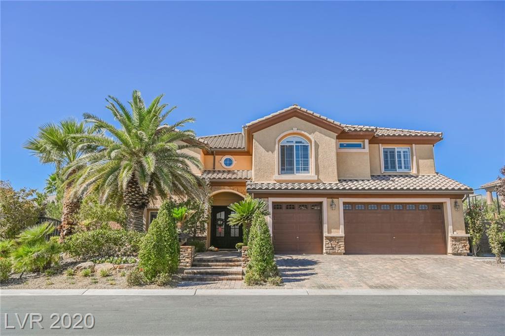 7239 Silver Spirit Street Property Photo - Las Vegas, NV real estate listing