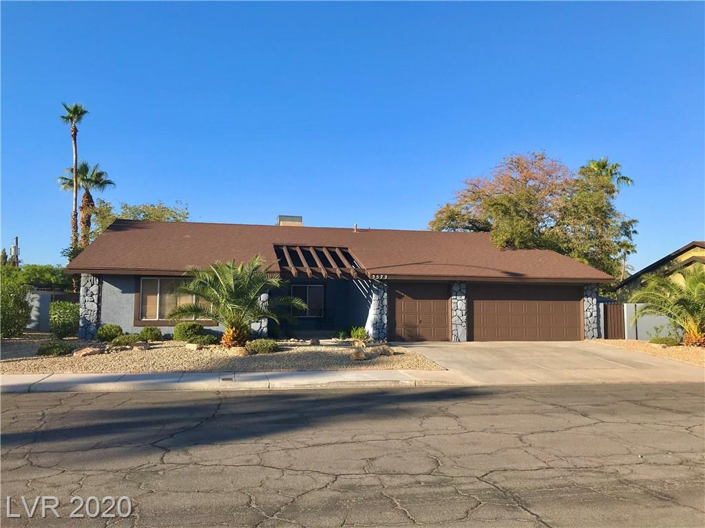 3572 Sandcliff Lane Property Photo - Las Vegas, NV real estate listing