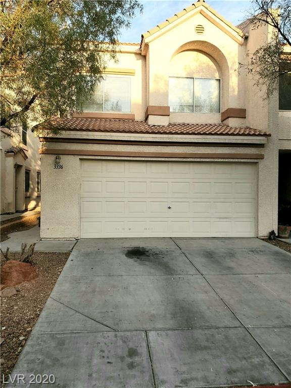 3336 Cheyenne Gardens Way Property Photo - North Las Vegas, NV real estate listing