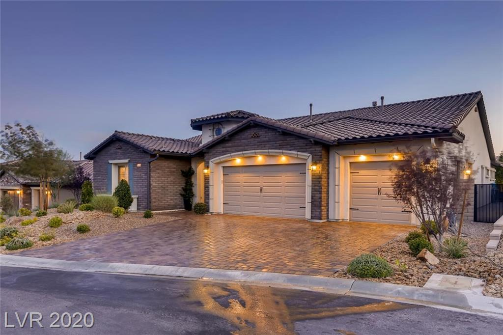 12169 Castilla Rain Avenue Property Photo - Las Vegas, NV real estate listing
