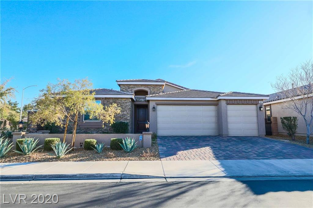 1061 BARBY SPRINGS Avenue Property Photo - Henderson, NV real estate listing