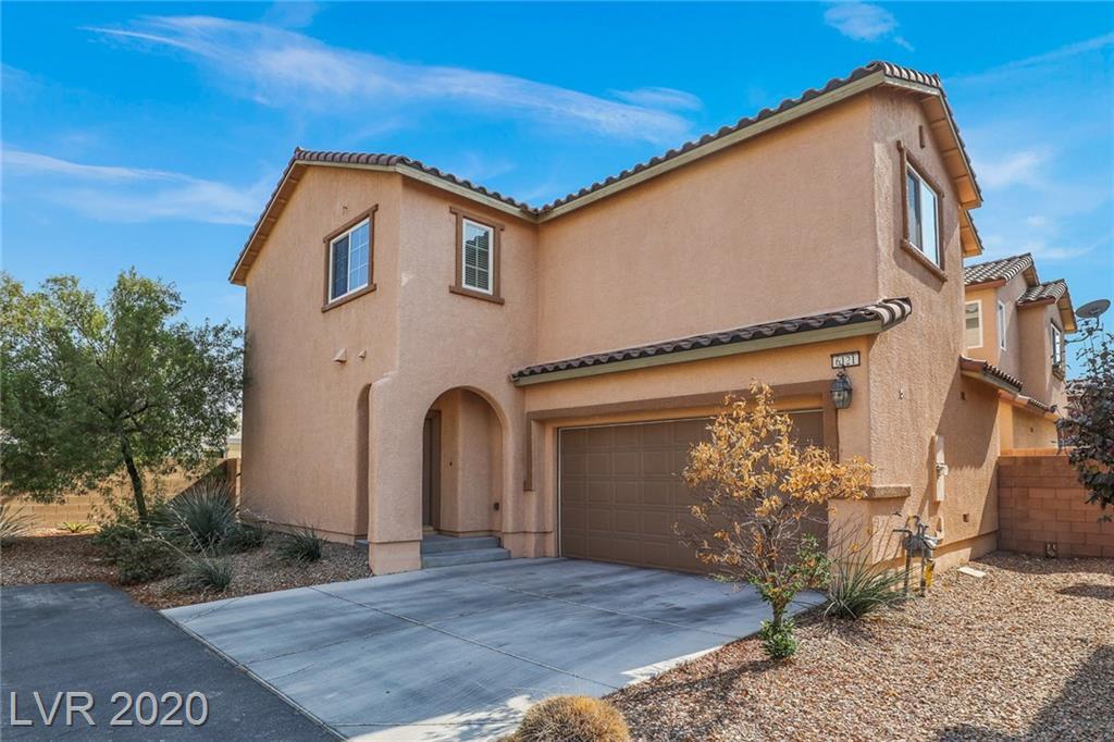 6121 Grandross Court Property Photo - Las Vegas, NV real estate listing
