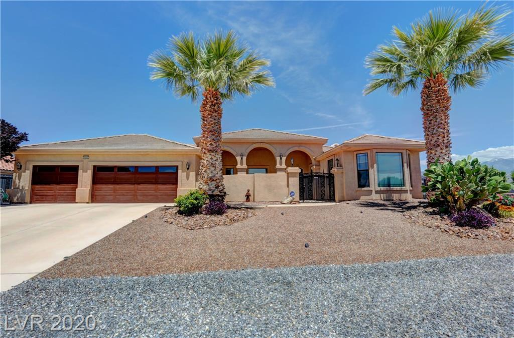 4980 Ridgewood Drive Property Photo - Pahrump, NV real estate listing