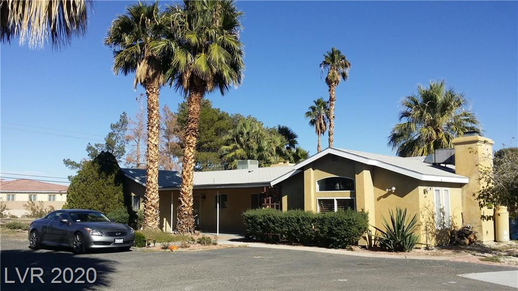 2812 El Camino Road Property Photo - Las Vegas, NV real estate listing