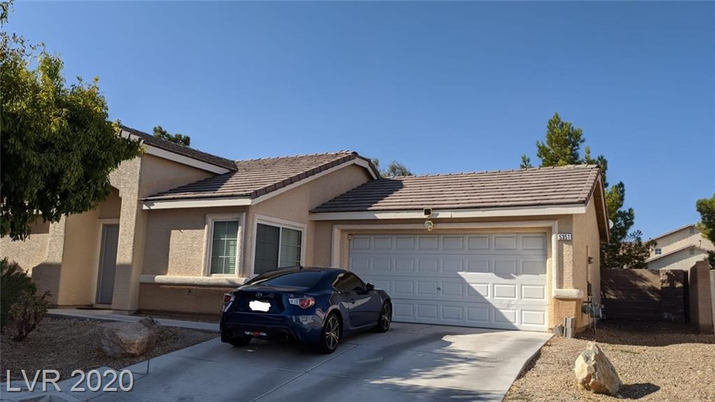 5351 Reardon Court Property Photo - Las Vegas, NV real estate listing