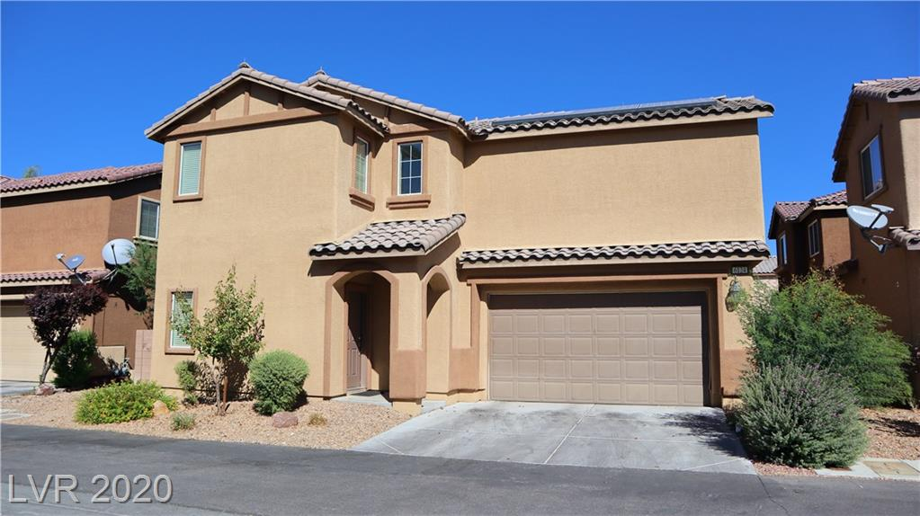 6124 Night Rain Court Property Photo - Las Vegas, NV real estate listing