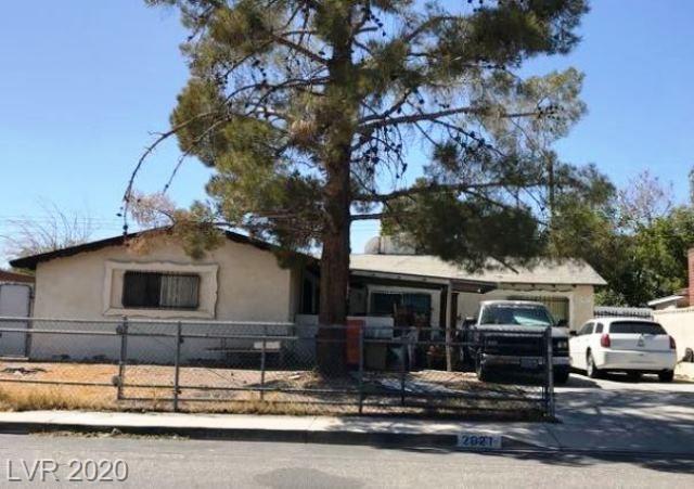 2921 Salt Lake Street Property Photo - North Las Vegas, NV real estate listing