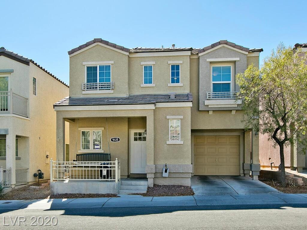9125 Tantalizing Avenue Property Photo - Las Vegas, NV real estate listing