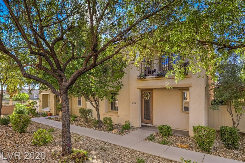 8524 Caladium Court Property Photo - Las Vegas, NV real estate listing