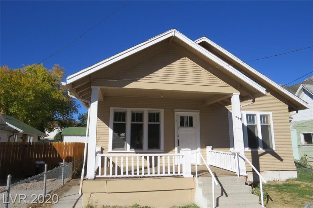 257 Ely Avenue Property Photo - Ely, NV real estate listing