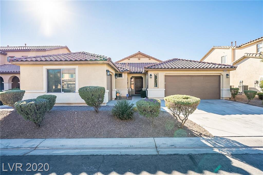 2649 Early Light Drive Property Photo - Las Vegas, NV real estate listing