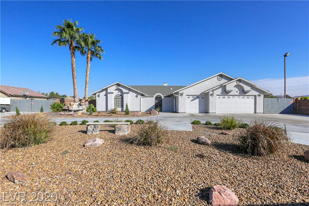 4950 W Elkhorn Road Property Photo - Las Vegas, NV real estate listing