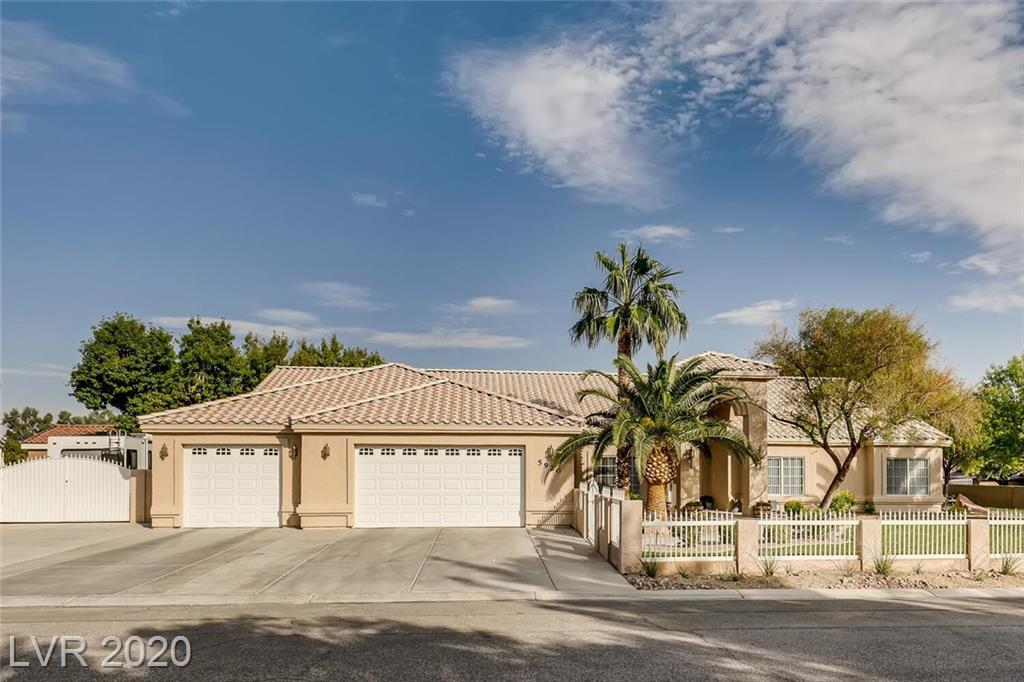 5920 Wasatch Ridge Circle Property Photo - Las Vegas, NV real estate listing