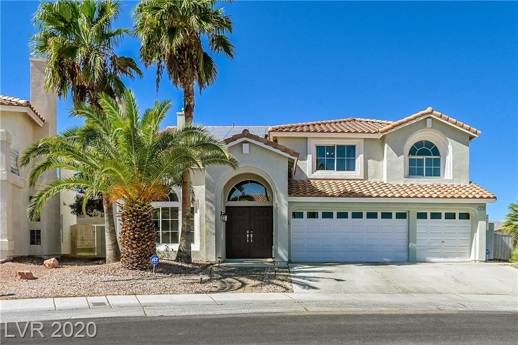 3733 Deer Flats Street Property Photo - Las Vegas, NV real estate listing