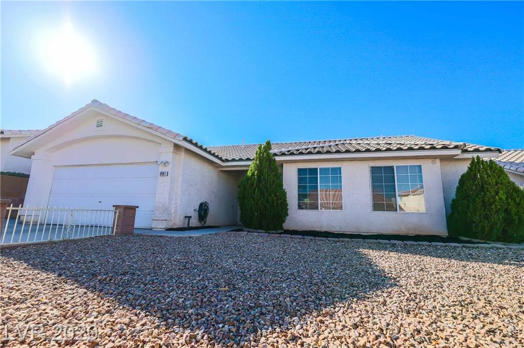 6661 Walnut Canyon Drive Property Photo - Las Vegas, NV real estate listing