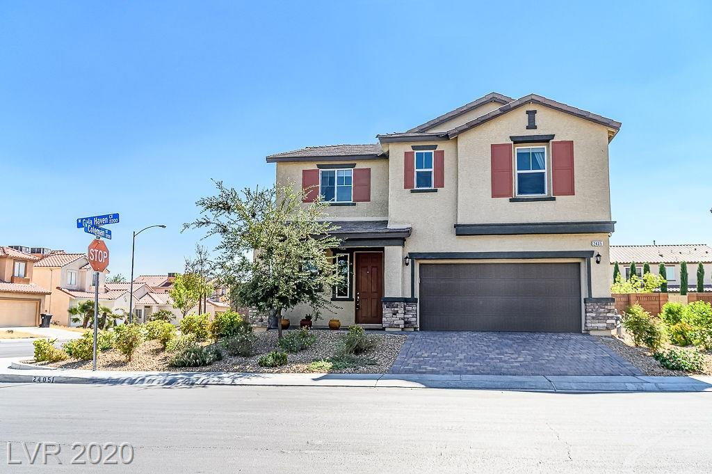 2405 Gala Haven Court Property Photo - North Las Vegas, NV real estate listing
