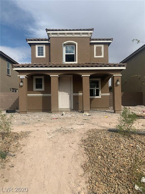 1149 Blissful Plains Avenue Property Photo - North Las Vegas, NV real estate listing
