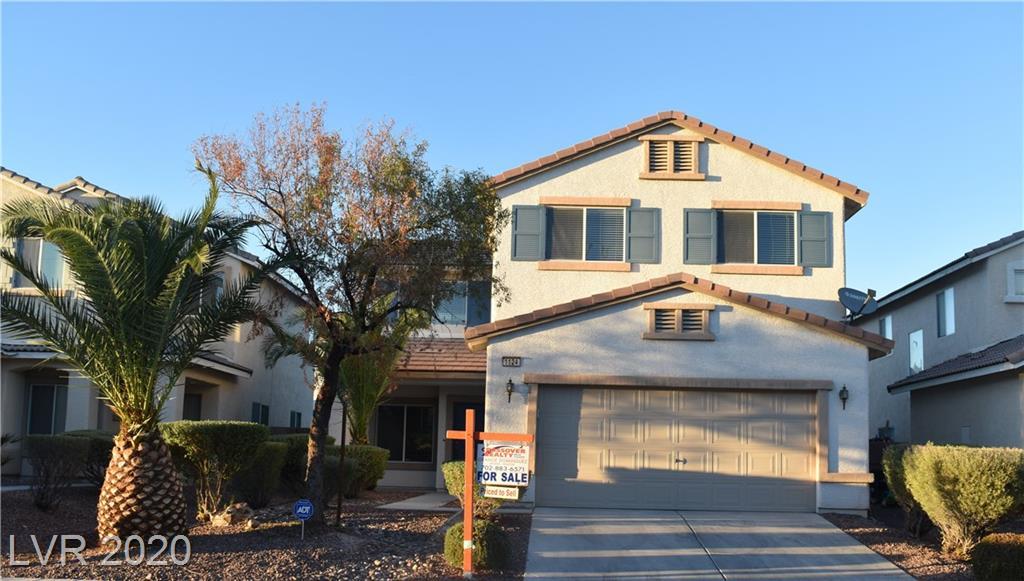 1124 E Malibu Sands Avenue Property Photo - North Las Vegas, NV real estate listing
