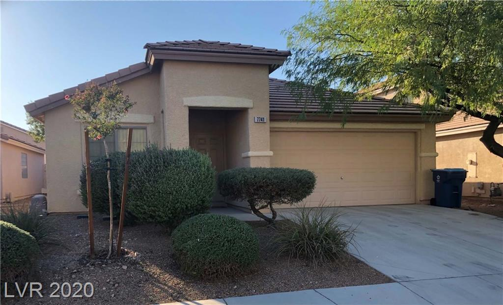 7741 Hardesty Court Property Photo - Las Vegas, NV real estate listing