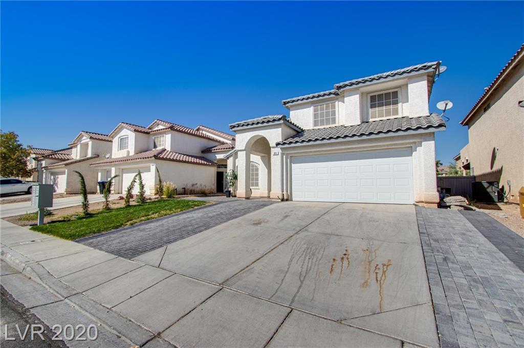 814 Royalmile Way Property Photo - North Las Vegas, NV real estate listing