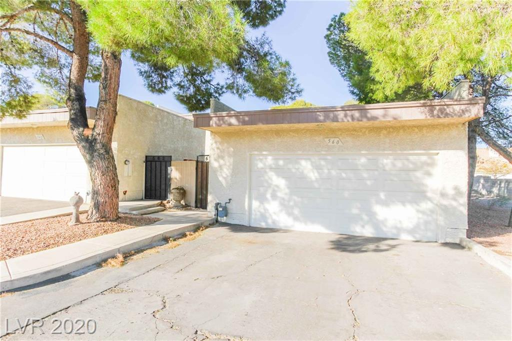 560 Jane Lane Property Photo - Henderson, NV real estate listing