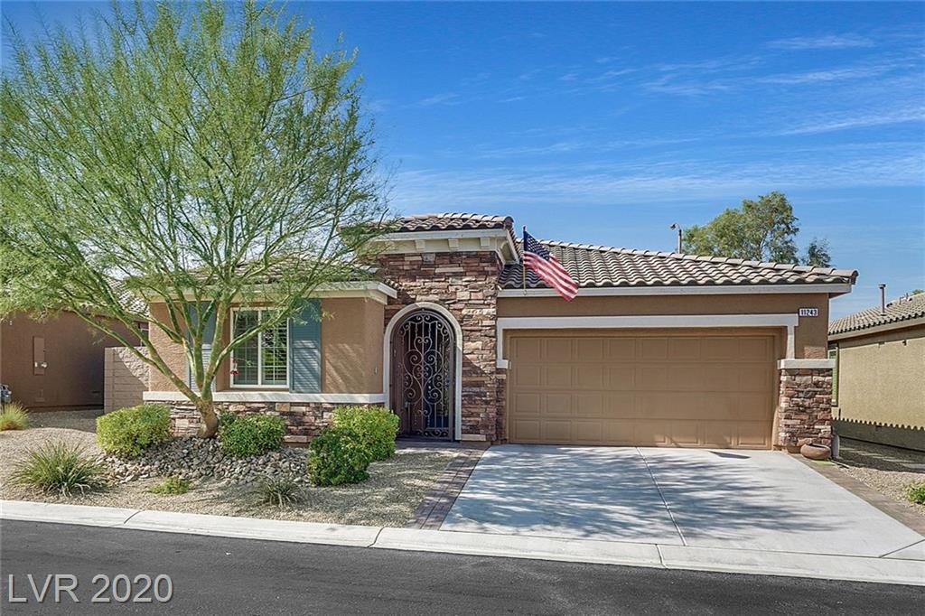11243 Carlin Farms Street Property Photo - Las Vegas, NV real estate listing