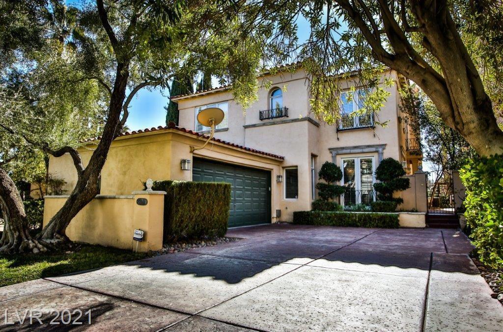 9041 Opus Drive Property Photo - Las Vegas, NV real estate listing