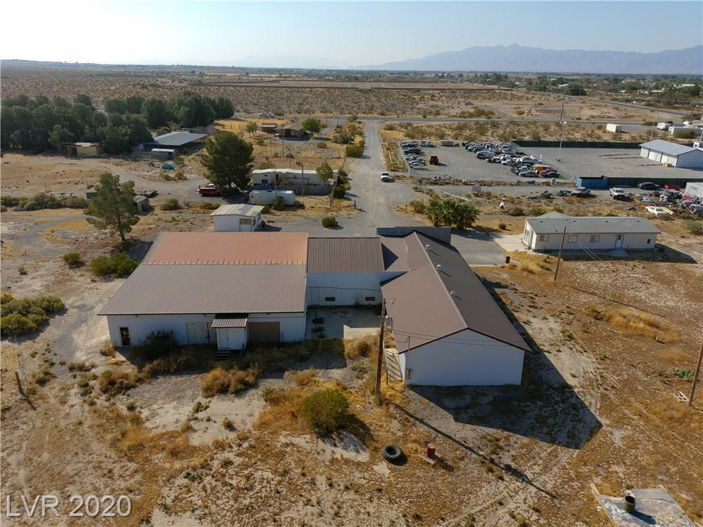 2151 Walter Way Property Photo - Pahrump, NV real estate listing