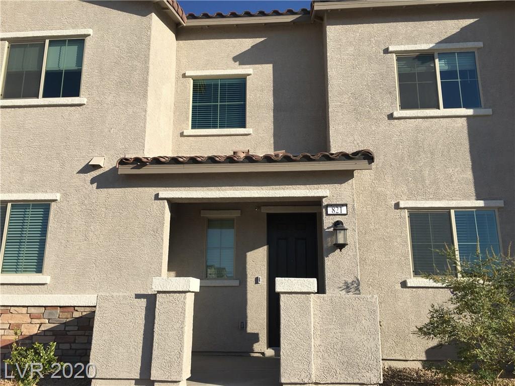 821 Spring Estate Avenue Property Photo - North Las Vegas, NV real estate listing