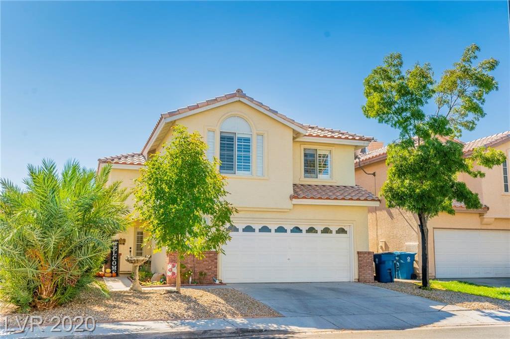 2183 Sierra Stone Lane Property Photo - Las Vegas, NV real estate listing