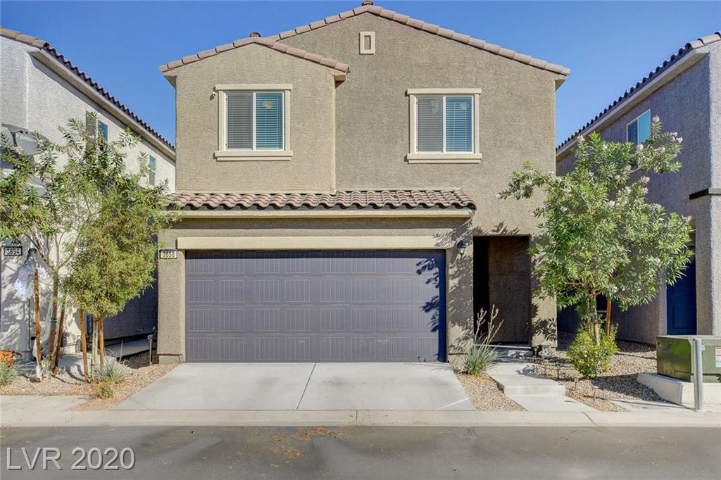 3658 Via El Monte Avenue Property Photo - Las Vegas, NV real estate listing