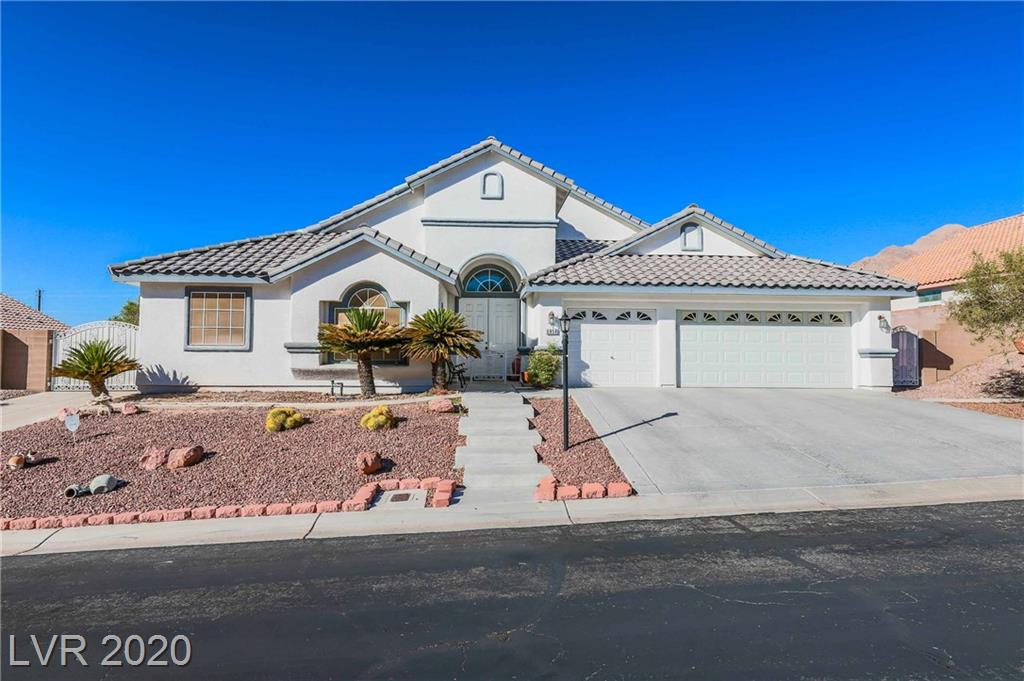 6858 Ancestral Hills Lane Property Photo - Las Vegas, NV real estate listing