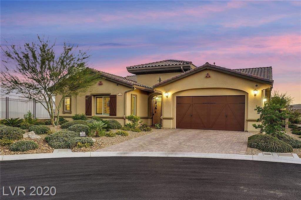 298 Lindura Court Property Photo - Las Vegas, NV real estate listing